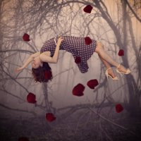 Сон в  лесу :: Евгения Ашихмина