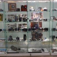 Небольшая выставка пленочных камер. :: Харис Шахмаметьев