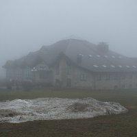 Зимний туман :: Сергей Мышковский