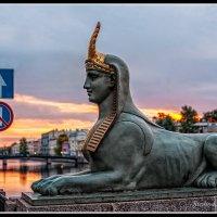 египетский мост :: Tajmer Aleksandr