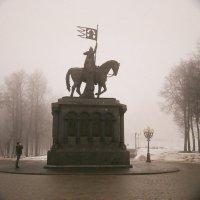Туманное утро. 1. :: Asya Piskunova