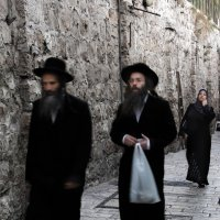 На улочках Иерусалима :: Юрий