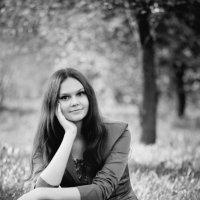 Girl in bw :: Матвей Коршунов