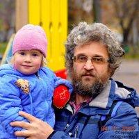 c папой :: Александр. Самара Сорокин