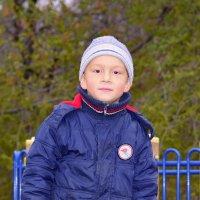 взросление :: Александр. Самара Сорокин