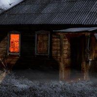 Гость ночной.... :: Александр | Матвей БЕЛЫЙ