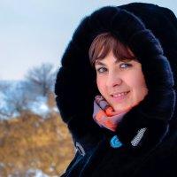 Зима, холода... :: Николай Лазутин