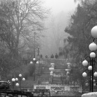 Лестница :: Мария Климова