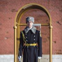 Пост у Могилы Неизвестного Солдата :: Андрей Шаронов