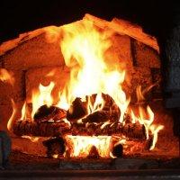 Дедушкина печка :: Юлия Назарова