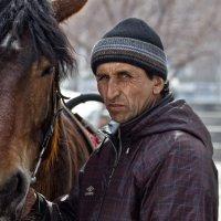 С лошадью :: Nn semonov_nn