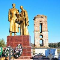два памятника :: Андрей Куприянов
