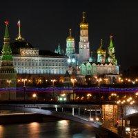 Огни Москвы. :: Edward J.Berelet
