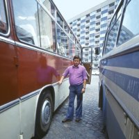 Юрген Краус и его автобус :: Валерий Талашов