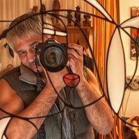 Зеркальный патрет... :: АндрЭо ПапандрЭо