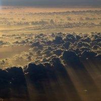 Над облаками. :: сергей лебедев