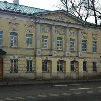 Дом на Софийской набережной :: Владимир Прокофьев