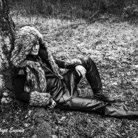 В лесу :: Евгения Новицкая