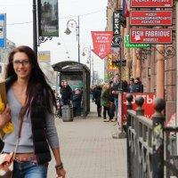 Весенний Лиговский :: Светлана Дмитриева