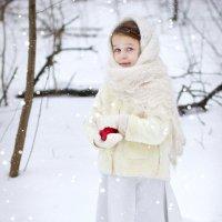 В зимнем лесу :: Елена Кознова