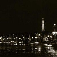 Мой Париж: ночь :: Ваган Мартиросян
