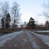 Дорожка к Новоиерусалимскому монастырю :: jenia77 Миронюк Женя