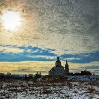 Суздаль. Ильинская церковь. :: Дмитрий Юрков