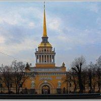Адмиралтейство. :: Александр Лейкум