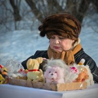 Кому - праздник, а кому - работа... :: Алёна Михеева