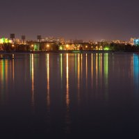 Россия из окна поезда. Иркутск, вид с вокзала. :: Алексей Некрасов