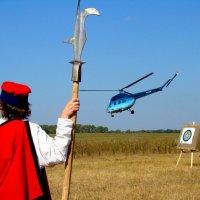 ...не стой под стрелой! :: Константин Рыбалко