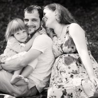Лада и родители :: Кристина Владимирова