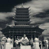маленький Будда :: Ник Карелин