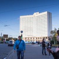 синее-синее небо :: Наталья Василькова
