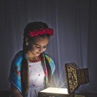 сундук со сказками :: Виктория Гринченко