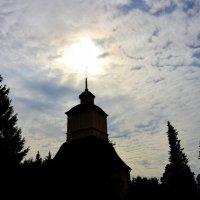 Божественный свет... :: Александр Кокоулин