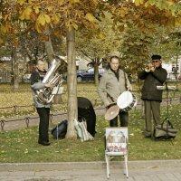 Старый оркестр. :: сергей лебедев