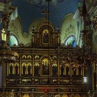 Убранство Преображенской церкви. Львов :: Виктор