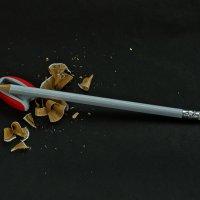 Подготовка белого карандаша. :: Яков Реймер