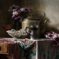 Горячий чай :: Елена Татульян
