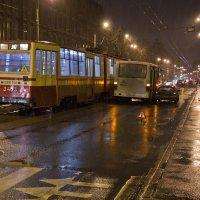 Дорожный инцидент :: Александр Рябчиков