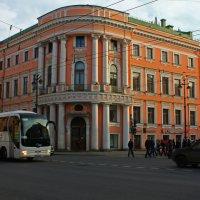 Угол Невского пр. и Б.Морской ул. :: Александр Лейкум