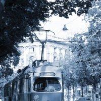 Еще один трамвай :: Эдуард Цветков