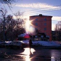 Весенний переход :: Евгений Юрков