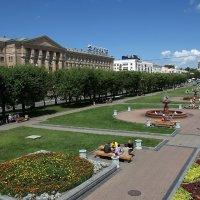 Площадь им.В,И,Ленина.г,Хабаровск :: Николай Сапегин