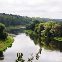 Когда то ,судоходная река! :: Андрей Куприянов