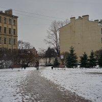 В Петербурге плохая погода. :: Anton Lavrentiev