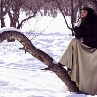 Зимняя элегия :: Анна V
