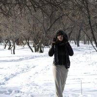 В зимнем парке :: Анна V