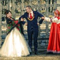 Масленничная свадьба :: Дмитрий Шилин